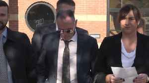 Paul Gascoigne Cleared Of Sexual Assault After Kissing Woman On Train [Video]