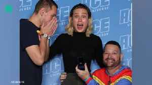 Brie Larson's Priceless Reaction To Proposal [Video]