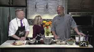 Chef Bill Fuller: Mad Mex Gobblerito [Video]