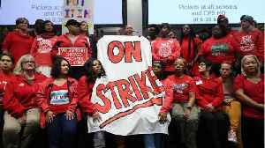 Chicago Teachers Go On Strike [Video]