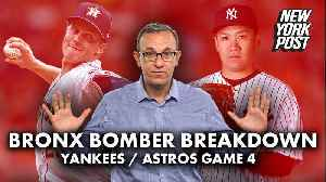 Yankees doomed in ALCS if lineup can't produce beyond big three [Video]