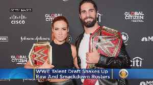 WWE Talent Draft Shakes Up RAW And SmackDown [Video]