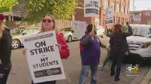 News video: Chicago Teachers Head To Picket Line For Day 1 Of Strike, Mayor Lightfoot Responds