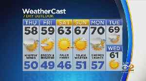 New York Weather: 10/17 Thursday Afternoon Forecast [Video]