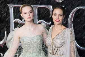Elle Fanning finds Angelina Jolie 'inspiring' [Video]