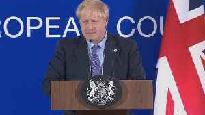 UK PM Boris Johnson praises Brexit deal