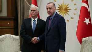 News video: Turkey to stop Syria incursion after US talks