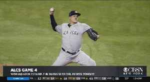 News video: What Do The Yankees Need To Do To Tie Up The ALCS?