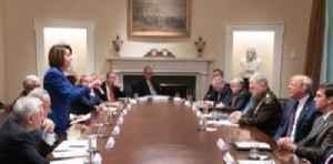 #PelosiOwnsTrump Trends Following Trump's 'Nervous Nancy' Tweet [Video]