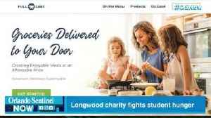 Longwood charity gets $1 million to address nationwide student hunger issue [Video]