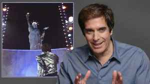 David Copperfield Breaks Down His Most Iconic Illusions [Video]