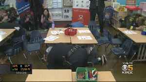 SF Schools Host Earthquake Awareness Events During Great Shakeout [Video]