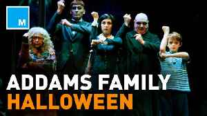 Fans can spend their Halloween in the 'Addams Family' mansion [Video]