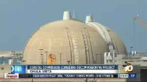 California Coastal Commission considers plan to decommission San Onofre nuclear power plant [Video]