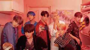BTS Announces New Version of 'Make It Right' Featuring Lauv | Billboard News [Video]