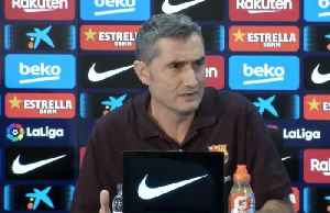El Clasico can be played in a normal atmosphere in Barcelona - Valverde [Video]