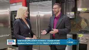 Appliance Factory And Mattress Kingdom- Cool Prices To Upgrade Your Kitchen [Video]