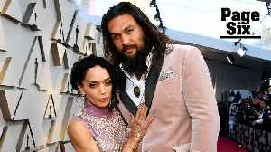 Jason Momoa and Lisa Bonet's age difference didn't stop their love [Video]
