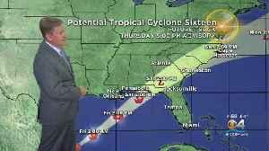 Tracking The Tropics 10-17-19 5PM [Video]