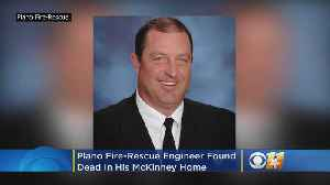 Plano Fire-Rescue Engineer Brent Cuba Found Deceased In His McKinney Home [Video]