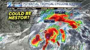 Winds Lighten, Tropical Trouble [Video]