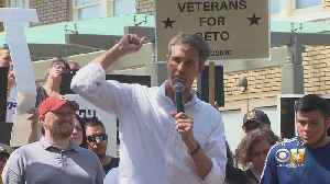 """Beto O'Rourke Holds """"Rally Against Fear"""" In Grand Prairie [Video]"""