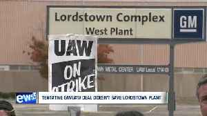 Lordstown workers at a loss following tentative UAW-GM deal [Video]