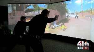 KCMO Police officers get new training tool to help them keep safe on the streets [Video]