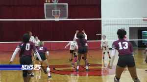 High School Volleyball: Harrison Central vs. Picayune [Video]