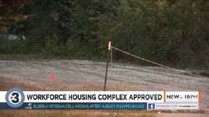 'We look forward to becoming good neighbors': Workforce housing complex approved in Middleton [Video]