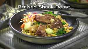 Mr. Food: Braised Shaak Roast [Video]