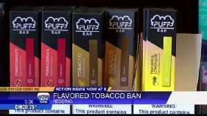 Shasta County Considering Ban on Flavored Tobacco Products [Video]