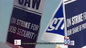 News video: GM and union reach tentative deal that could end strike