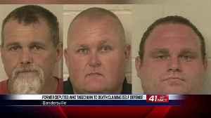 Former Washington County Sheriff's deputies claim 2017 tasing death was 'self defense' [Video]
