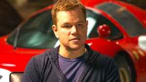 Ford v. Ferrari with Matt Damon - Behind the Scenes [Video]