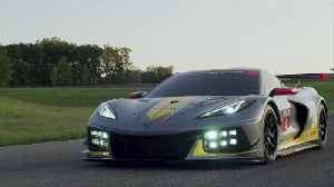 Chevrolet Corvette C8.R on the track - 2020 Season Preview [Video]