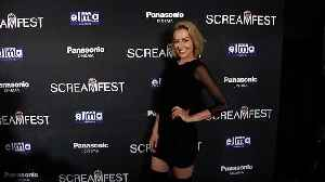 Allison McAtee 19th Annual SCREAMFEST Closing Night Black Carpet [Video]