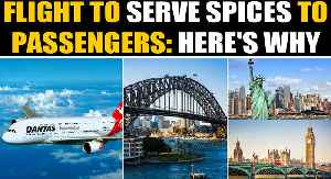 News video: Qantas airlines prepares to fly non-stop from New York to Sydney