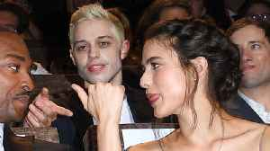 Pete Davidson and Margaret Qualley reportedly split [Video]