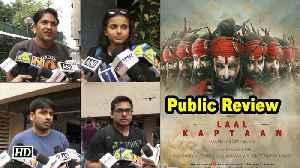 Public review   Laal Kaptaan   Saif Ali Khan as Naga Sadhu in revenge drama [Video]