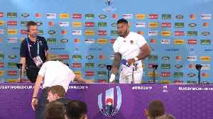 Tuilagi on Australia challenge in Rugby World Cup 2019 quarter-final [Video]