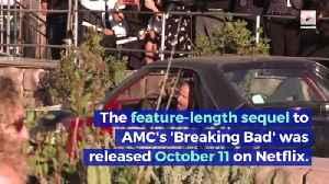 'El Camino: A Breaking Bad Movie' Grabs 6.5 Million Views in First Weekend [Video]