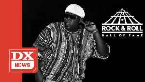 The Notorious B.I.G. Nominated For Rock & Roll Hall Of Fame [Video]