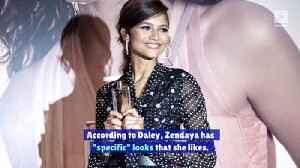 Zendaya's Make-up Secrets Revealed [Video]