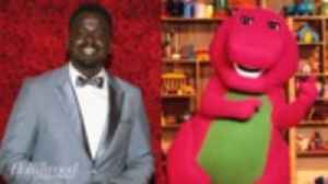 Daniel Kaluuya Set to Produce Live-Action 'Barney' | THR News [Video]