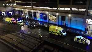 Emergency services cordon off Manchester Arndale Centre after 'man with knife' arrested [Video]