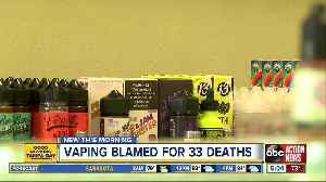 8 vaping stores in Sarasota County busted for selling to minors [Video]