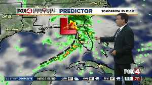 Forecast: Dry and warm to start your Friday with a potential tropical storm impacting SWFL Saturday [Video]