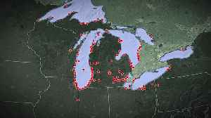 Balloon debris locations found around the Great Lakes [Video]