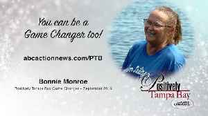 Bonnie Monroe - September's Game Changer [Video]